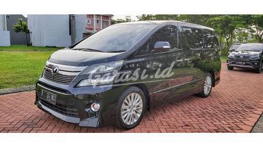 2012 Toyota Vellfire ZG Premium Sound