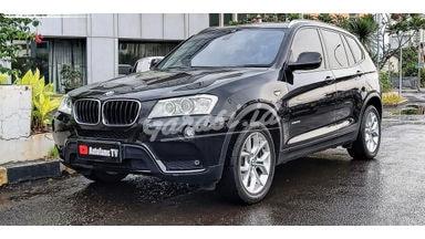 2013 BMW X3 F25 X3 xDrive20i Fac