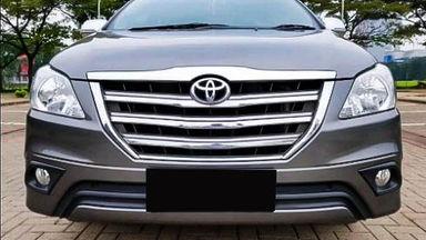 2015 Toyota Kijang Innova G - Mobil Pilihan (s-0)