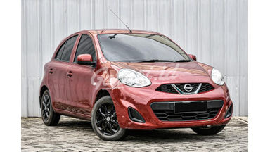 2017 Nissan March L - Chantiq Luar Dalem Istimewa Mulus