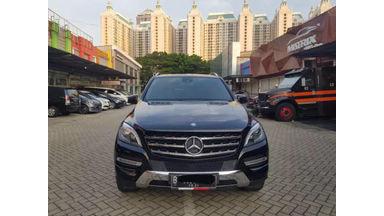 2015 Mercedes Benz ML-Class ML250 - Siap Pakai