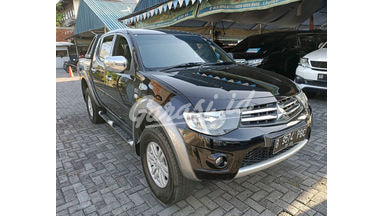 2014 Mitsubishi Strada Triton Exceed - Terawat Tinggal Pakai Saja