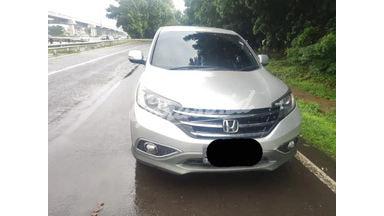 2013 Honda CR-V vtec - Siap Pakai