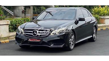 2014 Mercedes Benz E-Class E400 AMG - Unit Siap Pakai