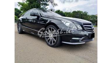 2013 Mercedes Benz E-Class 250 - DIJUAL CEPAT KILAT GOOD CONDITION TERAWAT & APIK