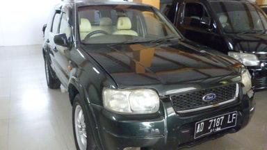 2002 Ford Escape XLT - Nyaman Terawat