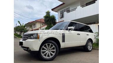 2010 Land Rover Range Rover Vogue SUPERCHANGED 4X4 - Dijamin SUKA