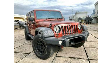 2012 Jeep Wrangler Unlimited 3.6 4x4 SPORT UNLIMITED AT - SIAP PAKAI