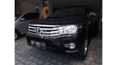 2016 Toyota Hilux G - Terawat Siap Pakai