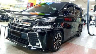 2016 Toyota Vellfire ZG Audioless (CBU)