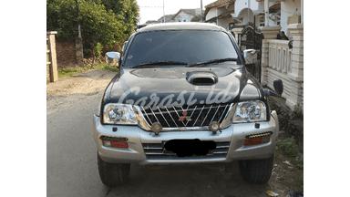 2002 Mitsubishi Strada GLS - Siap Jalan