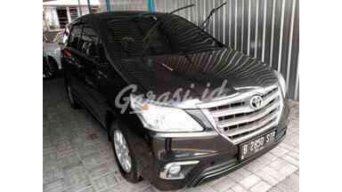 2014 Toyota Kijang Innova V - Kondisi Istimewa