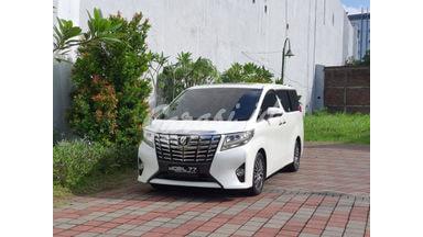 2017 Toyota Alphard G atpm