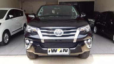 2014 Toyota Fortuner VRZ - Istimewa Siap Pakai