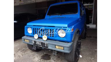 1984 Suzuki Jimny SJ - UNIT TERAWAT, SIAP PAKAI