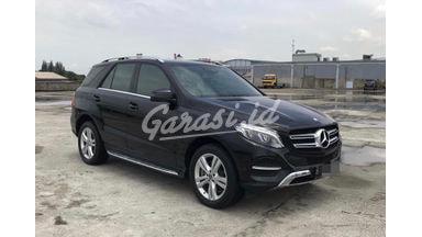 2017 Mercedes Benz GLE 400 Exclusive ATPM