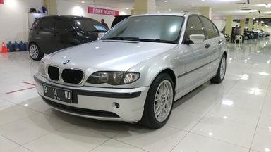 2003 BMW 3 Series 318i - Mulus Siap Pakai
