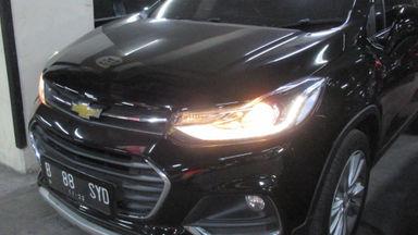 2018 Chevrolet Trax Turbo - Kondisi Ok