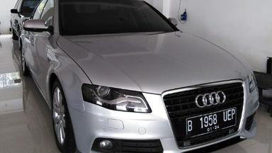 2011 Audi A4 - Mewah Berkualitas
