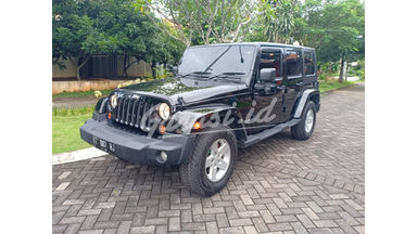 2009 Jeep Wrangler Unlimited JK Sport