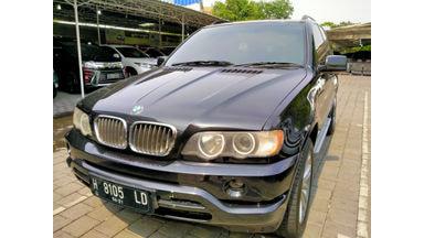 2003 BMW X5 at - Mulus Siap Pakai