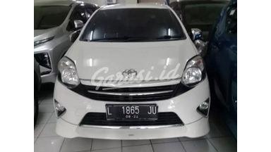 2014 Toyota Agya TRD S - Unit Siap Pakai