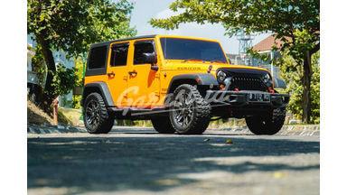 2013 Jeep Wrangler sport CRD