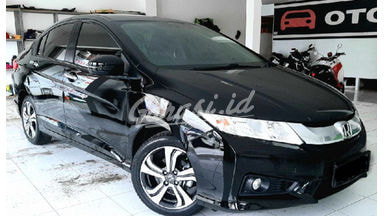 2014 Honda City ES - TYPE TERTINGGI service record tangan pertama
