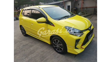 2020 Toyota Agya New G TRD