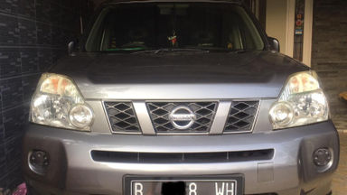 2008 Nissan X-Trail Xtrail 2WD - Kualitas Tinggi Langsung Gas (s-0)