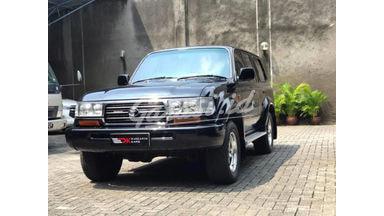 1999 Toyota Land Cruiser VXR - Good Condition Istimewa Full Rawatan