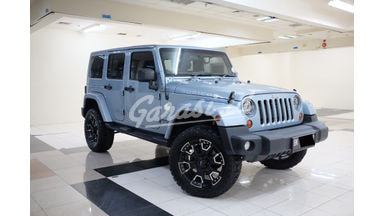 2012 Jeep Wrangler Unlimited PENTASTAR