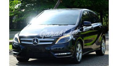 2013 Mercedes Benz B-Class Sport