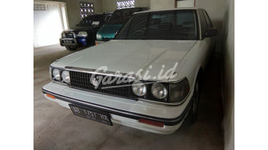 1984 Toyota Crown SUPER SALOON - Terawat Siap Pakai Unit Antik