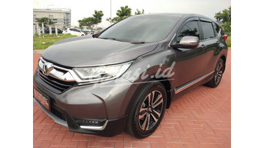 2017 Honda CR-V Turbo Prestige