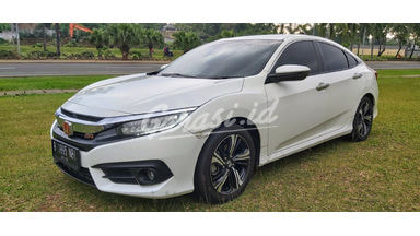 2018 Honda Civic Prestige Turbo