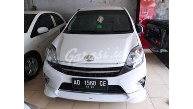 2016 Toyota Agya TRD A/t