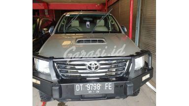 2013 Toyota Hilux G - Siap Pakai