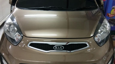 2012 KIA Picanto SE - Mulus Siap Pakai