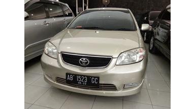 2003 Toyota Vios G - Siap Pakai