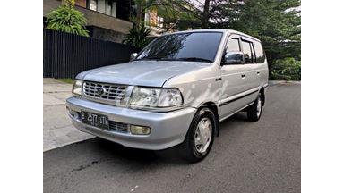 2001 Toyota Kijang lgx - Harga Istimewa