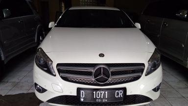 2013 Mercedes Benz A-Class A200 AT - Istimewa Siap Pakai