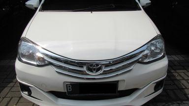 2012 Toyota Etios Valco G - UNIT TERAWAT, SIAP PAKAI, NO PR