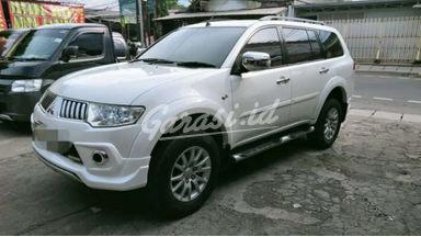 2013 Mitsubishi Pajero Exceed limited