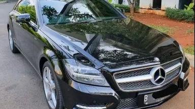 2013 Mercedes Benz CL CLS 350 - Barang Istimewa