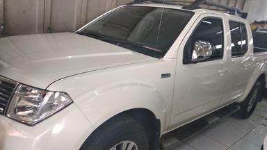 2013 Nissan Frontier Navara - mulus terawat, kondisi OK, Tangguh