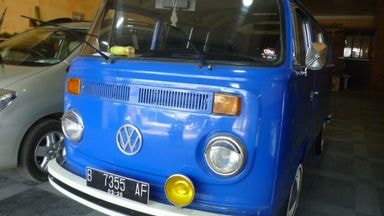 1974 Volkswagen Combi - Kondisi Istimewa