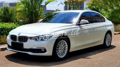 2018 BMW 3 Series 320 luxury