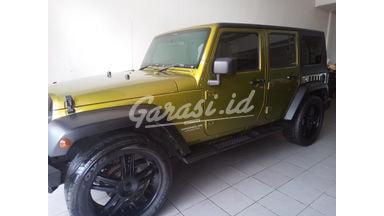 2007 Jeep Wrangler sport unlimited - Harga Menarik