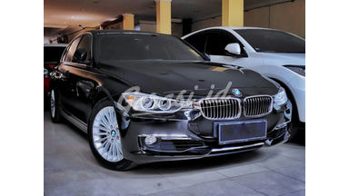 2014 BMW 320i F30 Luxury